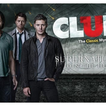 CLUE Supernatural Collectors Edition