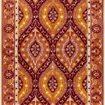 Surya Castello Classic Red CLL-1024 Area Rug