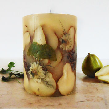 Candle in Anjou Pear Scent