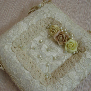 Wedding RING PILLOW from ALORNA Collection