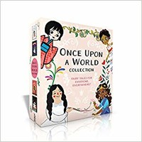Once Upon a World Collection: Snow White; Cinderella; Rapunzel; The Princess and the Pea Board book – August 21, 2018