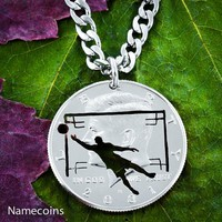 Soccer Goalie necklace