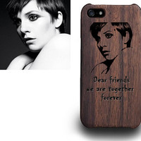 Personalized Wood Phone Case