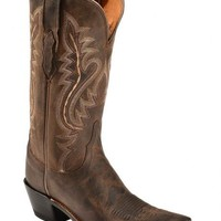 Lucchese Handcrafted 1883 Madras Goat Cowgirl Boots - Snip Toe - Sheplers