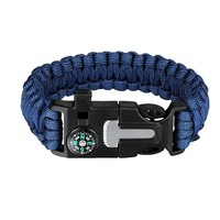Discount Outside Gear Paracord Survival Bracelet