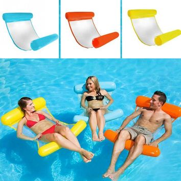 Outdoor Inflatable Lounge Floating Water Hammock