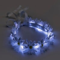 Free People LED Glow Daisy Crown