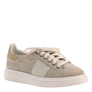 New OTBT Women's Sneakers Normcore in Mid Taupe