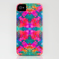 Kaleidoscope iPhone Case by Amy Sia | Society6