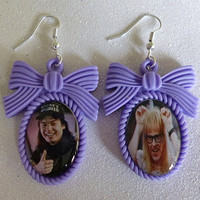 Wayne & Garth Wayne's World Inspired Cameo by CalamityJayneDesigns