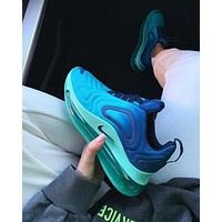 Nike Air Max 720 Air cushion jogging shoes-8