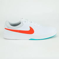 Nike Sb Eric Koston Se Mens Shoes White  In Sizes