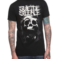 Suicide Silence Skull T-Shirt