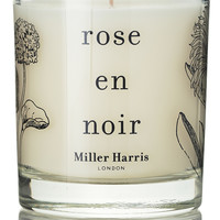 Miller Harris - Rose en Noir scented candle, 185g