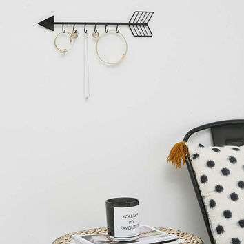 Arrow Hanging Jewellery Storage - Urban Outfitters