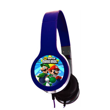 Super Mario Headphones SP