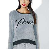 Midnight Vibes Sweater