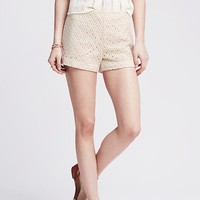 Banana Republic Womens Lace Short