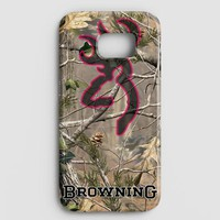 Browning Deer Camo Samsung Galaxy S7 Case