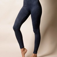 Control Fit Vintage Denim Legging