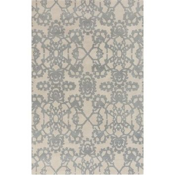 Lauren Gray Area Rug