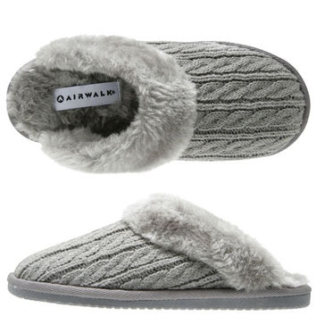 Womens - Airwalk - Women's Sierra Sweater Slipper - Payless Shoes