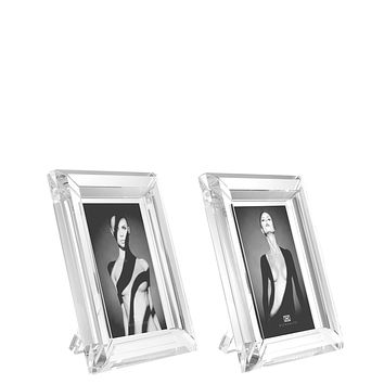 Crystal Picture Frames   Eichholtz Theory S