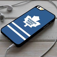 Toronto Maple Leafs iPhone 4/4s 5 5s 5c 6 6plus 7 Case