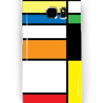 "'""geometric art 297""' Samsung Galaxy Case/Skin by BillOwenArt"