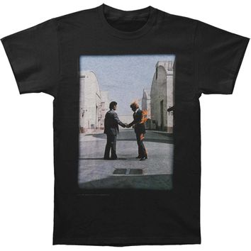 Pink Floyd Men's  Wywh Fade T-shirt Black