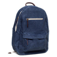 Zip Backpack Navy | Everlane
