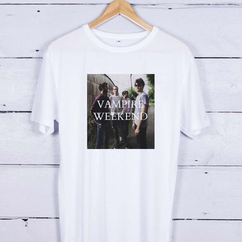 vampire weekend cover art Tshirt T-shirt Tees Tee Men Women Unisex Adults