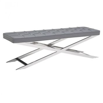 Pontis Bench | Gray