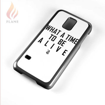 Drake Lyric Samsung Galaxy S5 Mini Case