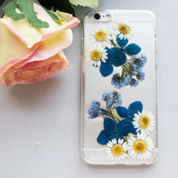 iPhone 6 Case, iPhone 5 Case, iPhone 6 Plus Case, iPhone 5s Case, iPhone 5c Case, iPhone 6 Cases, iPhone 5 Cases, Pressed Flower Phone Case