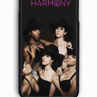 iPhone 6 Case - Rubber (TPU) Cover with Fifth Harmony Rubber Case Design
