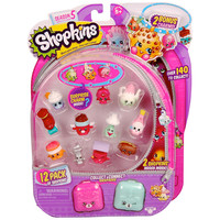 Shopkins Season 5 12 Pack Playset