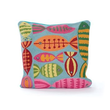 Pesce Pillow