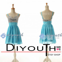 Prom dress,short prom dress,blue prom dress,cheap prom dress,homecoming dress,short homecoming dress,blue homecoming dresses,evening dress