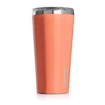 Gloss Peach Tumbler 24 oz. by Corkcicle
