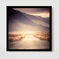 Framed Print - Outlook