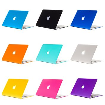 """Snap on Case for MacBook Air/Retina/Pro 11""""-15"""""""