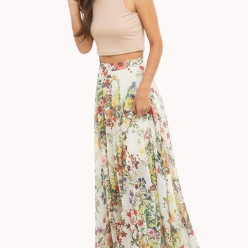 Maxi | Floral Maxis | Vintage floral print maxis and skirts - AKIRA