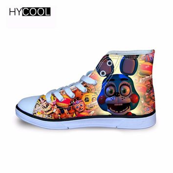 HYCOOL Kids' Sneaker  at Pattern Boys Summer Outdoor Sports Shoes Girls Children Breathable Walking Shoes