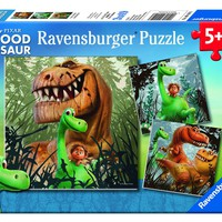 Disney Pixar The Good Dinosaur - The Dino Gang - (3 x 49) Piece Jigsaw Puzzles