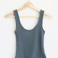 Libby Rib Tank - More Colors