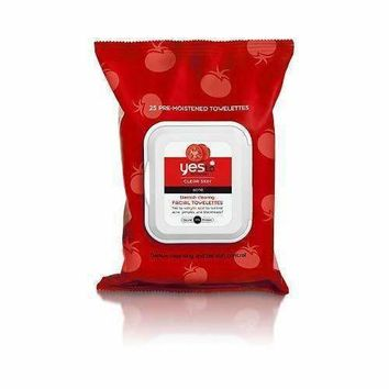 Yes To Tomatoes Blemish Clearing Facial Towelettes (3x30 Ct)