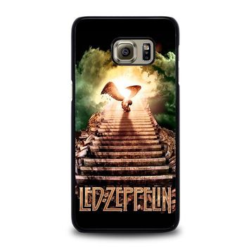 LED ZEPPELIN STAIRWAY TO HEAVEN Samsung Galaxy S6 Edge Plus Case Cover