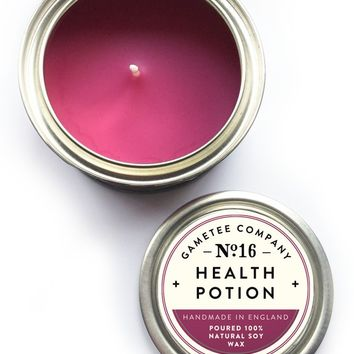 HEALTH POTION - Gaming Candle