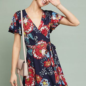 Evelyn Wrap Dress